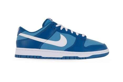 Reverse Palette Low-Cut Sneakers