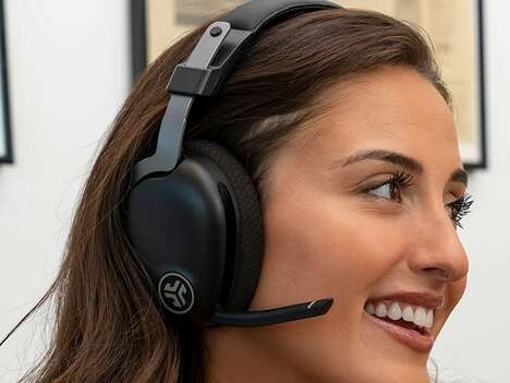 Customizable Professional Audio Headsets