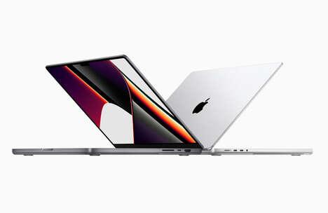 Flat-Edged Professional Laptops