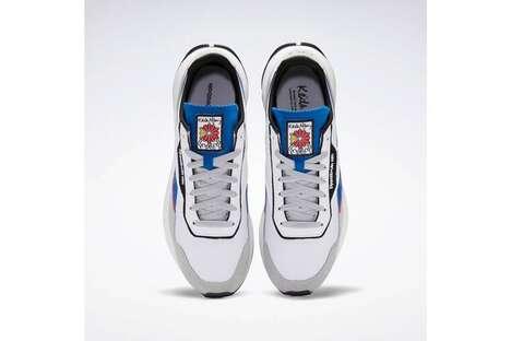 Artist-Themed Footwear Capsules