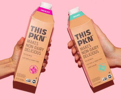 Pecan Vegan Milks
