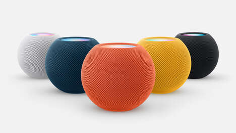 Chromatically Accented Smart Speakers