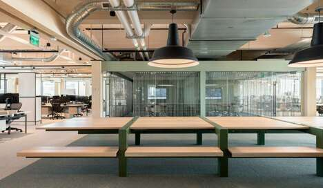 Outdoorsy Office Designs