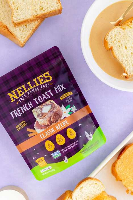 Shelf-Stable French Toast Mixes