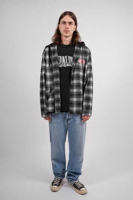 90s Grunge-Inspired Fall Fashion