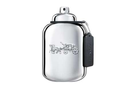 Platinum Perfume Packaging