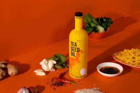 Authentic Asian Cooking Oils
