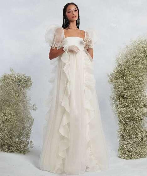 Expressive Fantastical Bridalwear