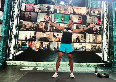 Virtual Group Fitness Platforms