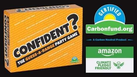 Carbon-Neutral Board Games
