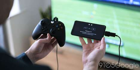 Cloud Game Smartphone Gamepads