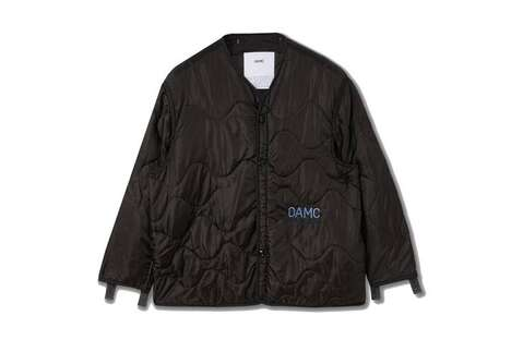 Artfully Designed Vintage Jackets