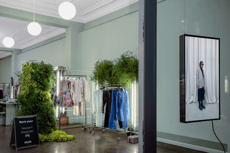 Blockchain-Based Fashion Rentals