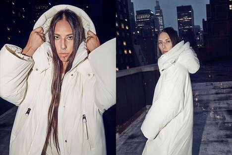 Progressive Winter Jacket Designs