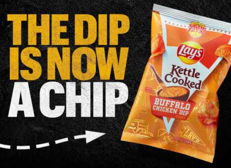 Game Day Snack-Inspired Chips