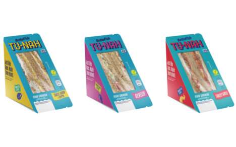 Vegan-Friendly Tuna Sandwiches