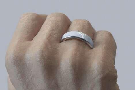 Wearable Smart Rings