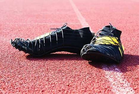 Spiked Running Shoes