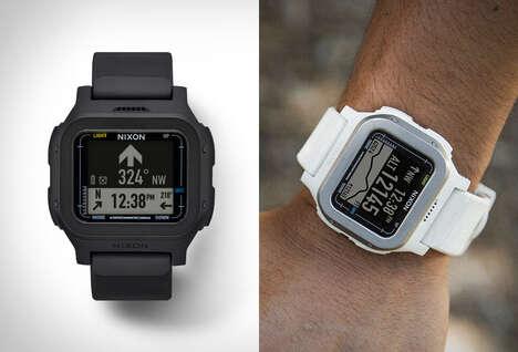 Adventure-Specific Timepieces