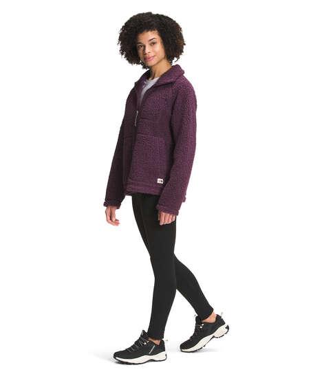 Purple-Inspired Outdoor Apparel