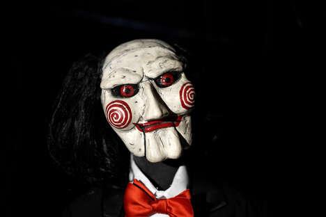 Shocking Horror-Movie NFTs