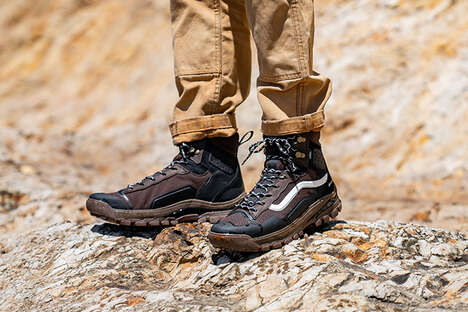 Casual All-Weather Hiking Boots