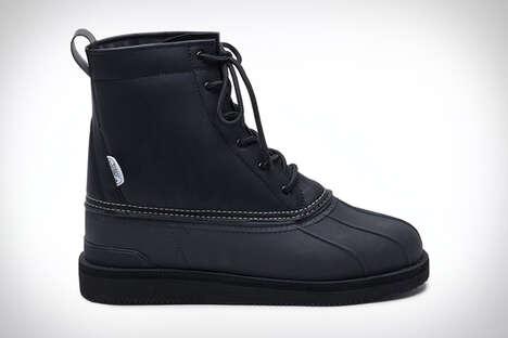 Modernized Utilitarian Footwear