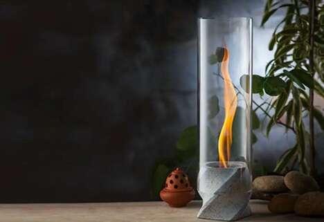 Smokeless Indoor Fire Lights