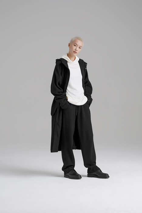 Genderless Merino Wool Apparel