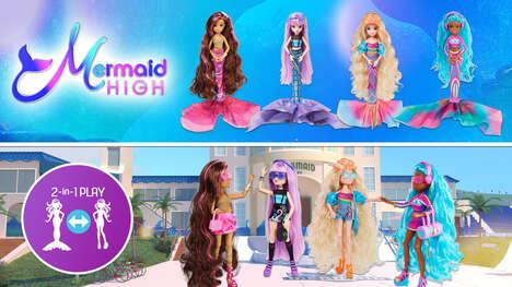 Mermaid Fashion Dolls