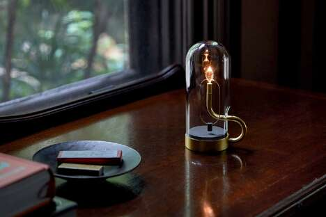 Candle-Mimicking Lamps