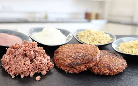 Customizable Plant-Based Meat Mixes