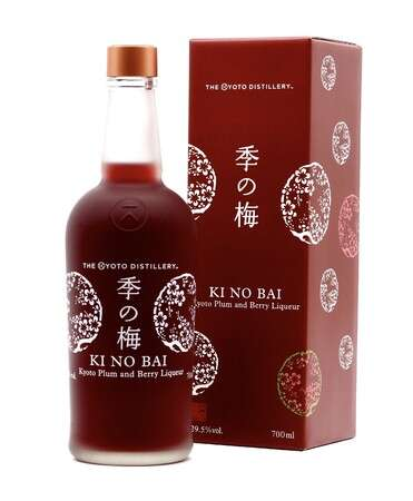 Japanese Plum-Flavored Gins