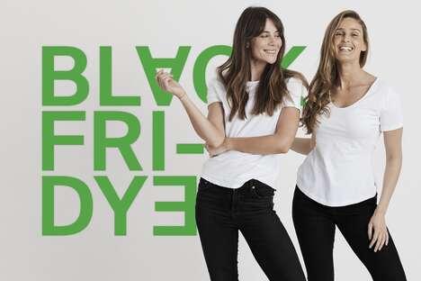 Sustainability-Focused Black Friday Events