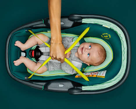 Flexibly Designed Car Seats