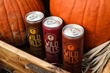 Nostalgic Seasonal Sodas