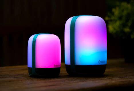 Ambient Illumination Lanterns