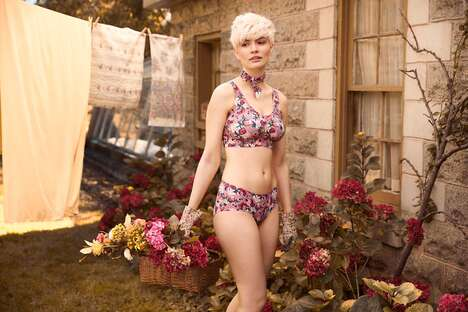 Whimsical Period-Proof Intimates
