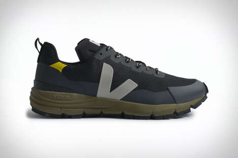 Eco-Friendly Trail Sneakers