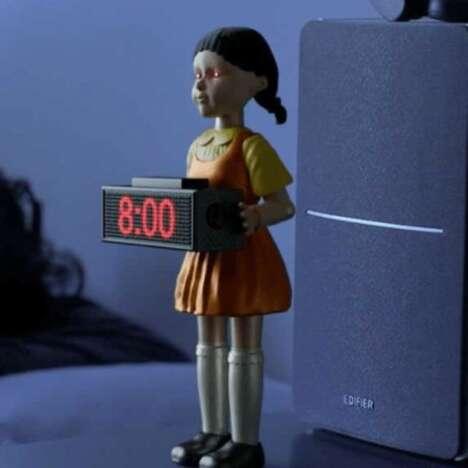 Unsettling Series Alarm Clocks