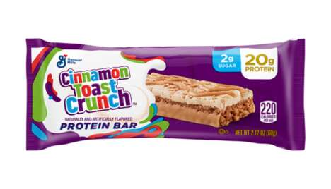 Cereal-Flavored Protein Bars