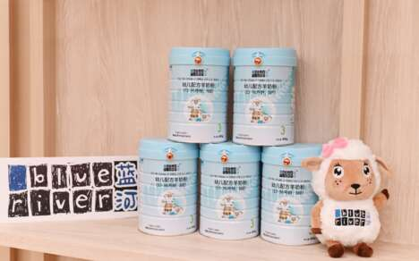 Sheep's Milk Baby Formulas