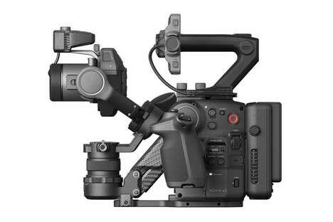 4-Axis Gimbal Cinema Cameras