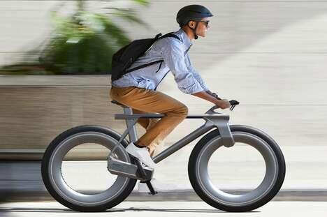 Sleek Assistive Commuter Bikes