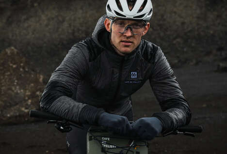 Harsh Condition Cyclist Outerwear