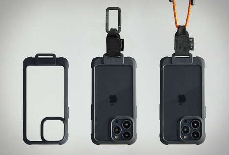 Rugged Connector Smartphone Cases