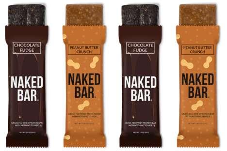 Dessert-Like Premium Protein Bars