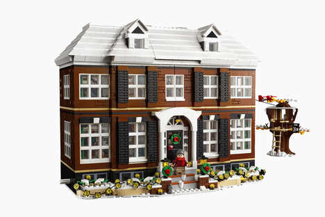 Holiday Film-Inspired Toy Sets