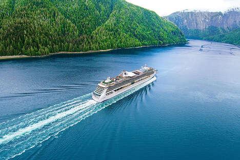 Extensive Seven-Continent Cruises
