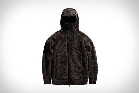 Prehistorically Inspired Jackets
